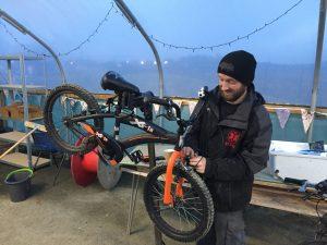 Dr Bike at Braehead